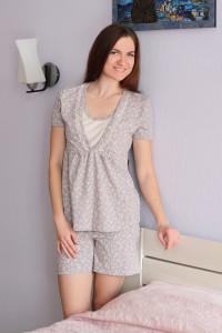 Пижама-цветок